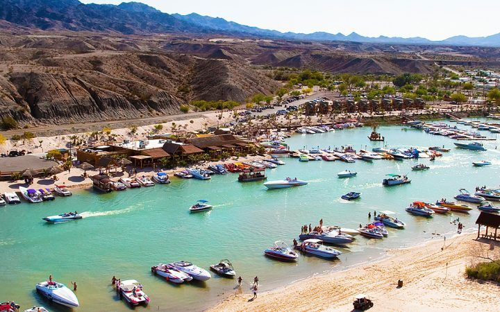 Pirate Cove Rv Resort A California Oasis On The Colorado River Good Sam Blog Best Places To Camp Pirates Cove Arizona Vacation