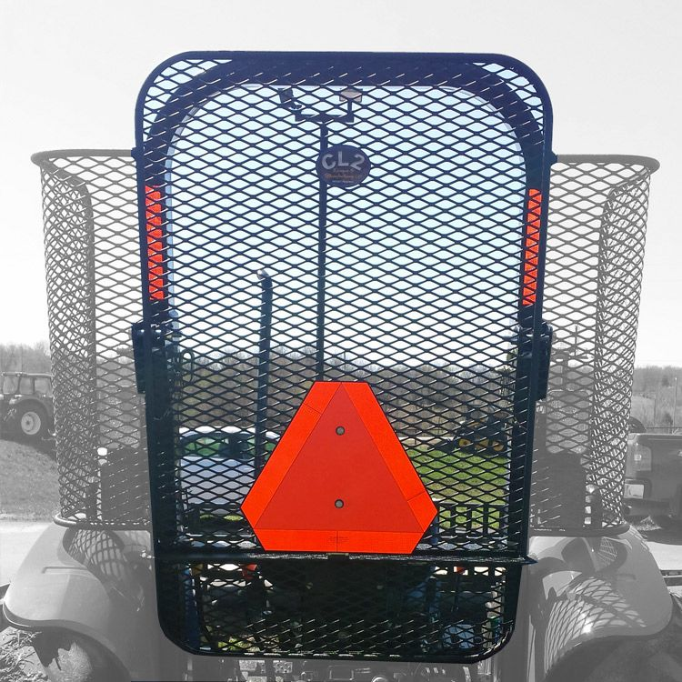 REAR ROCK SCREEN GUARD FOR NEW HOLLAND TRACTORS FITS:WORKMASTER ...