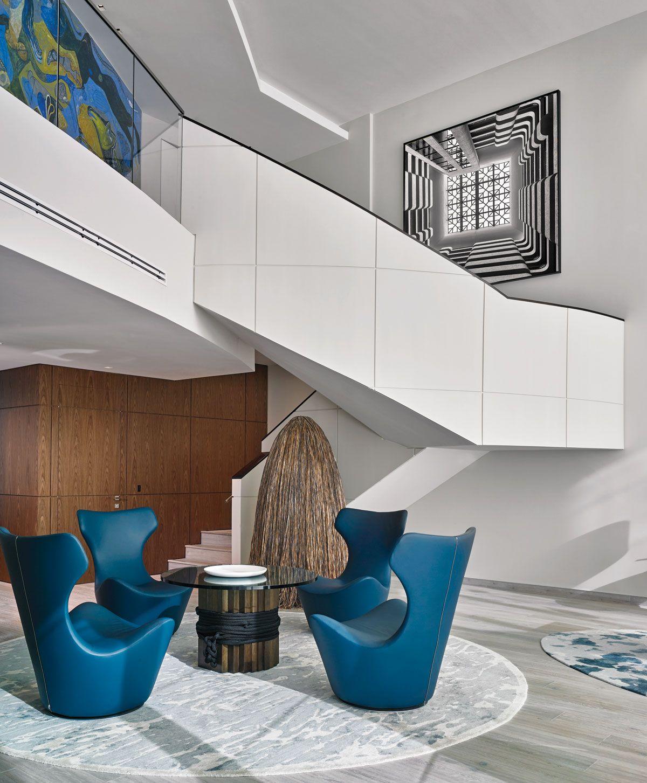 Florida Design, Living Room