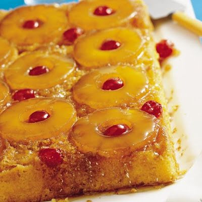 Pineapple Upside Down Cake Recipe Using Box Cake
