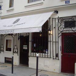 La Petite Chaise Paris Francerestaurant