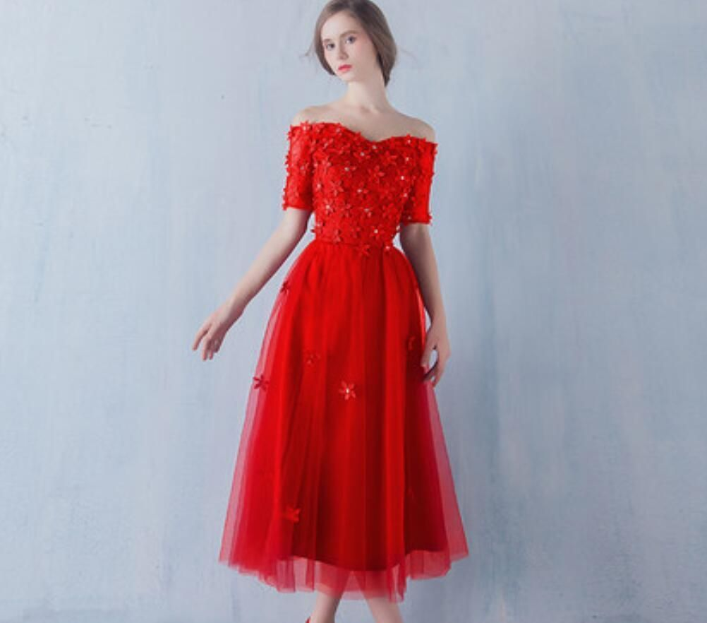 Womenus bridesmaid evening gown formal wedding prom dress long lace
