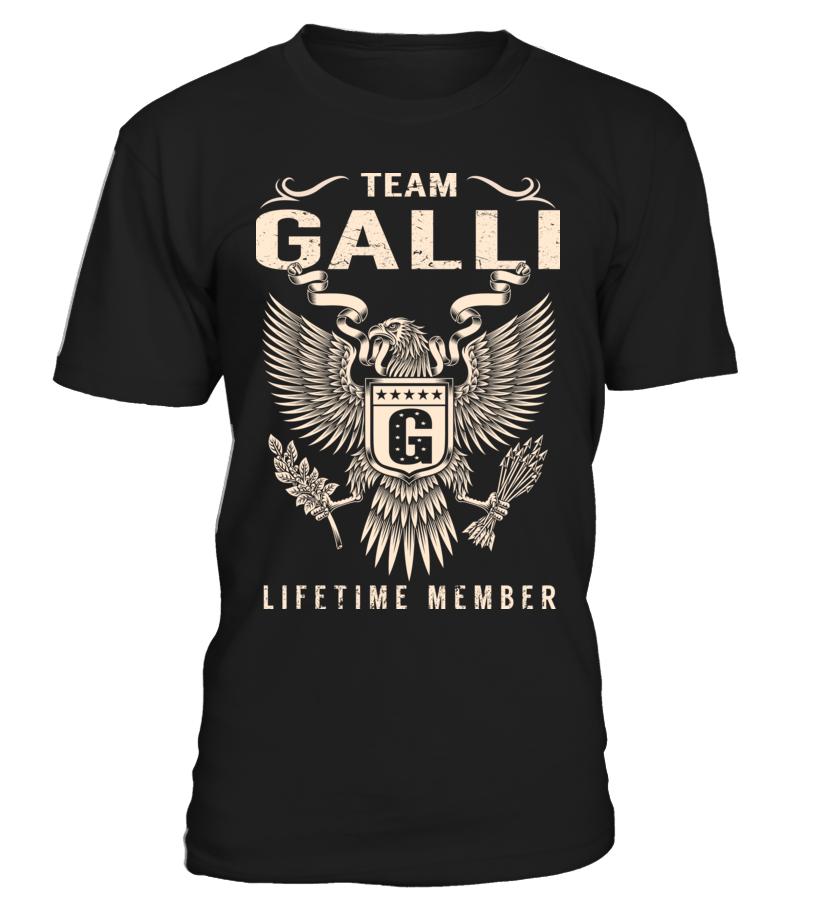 Team GALLI - Lifetime Member