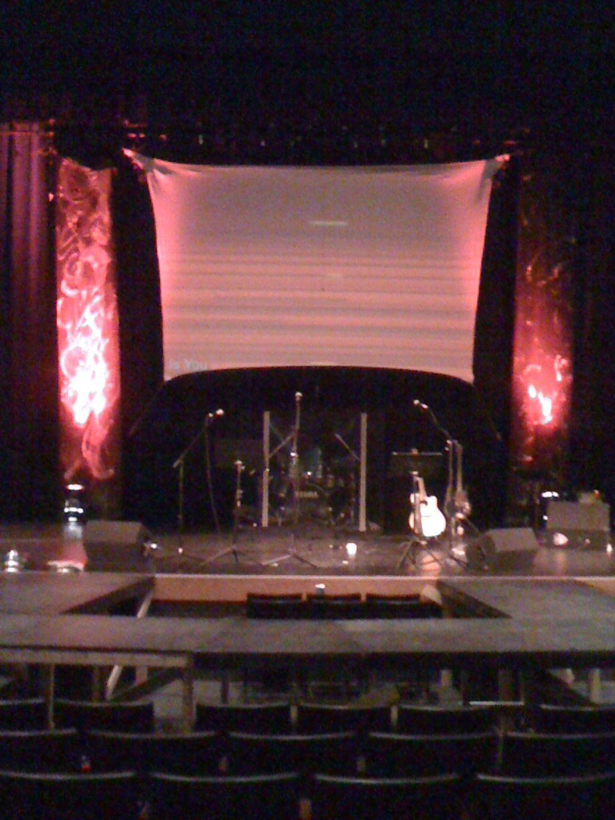 small church stage design - Small Church Stage Design Ideas