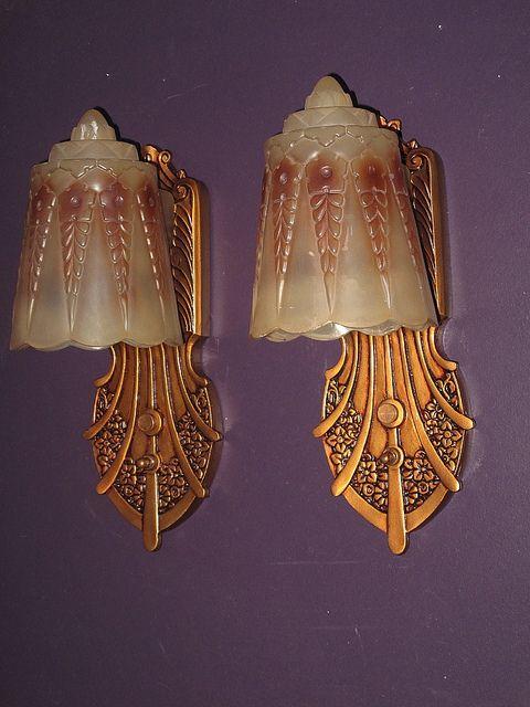 Slip shade sconce lamp | Turn on the lights | Pinterest ...