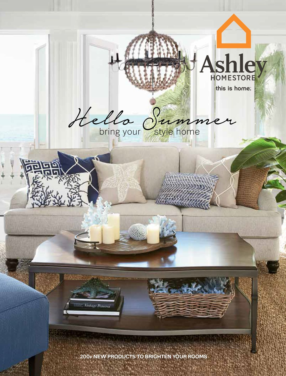 Online Catalog From Ashley Homestore Ashley Furniture Living