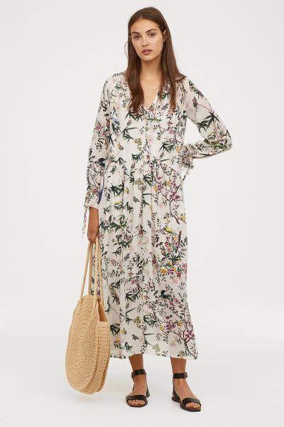 Favorites   H&M DE   Mittellange kleider, Kleider ...