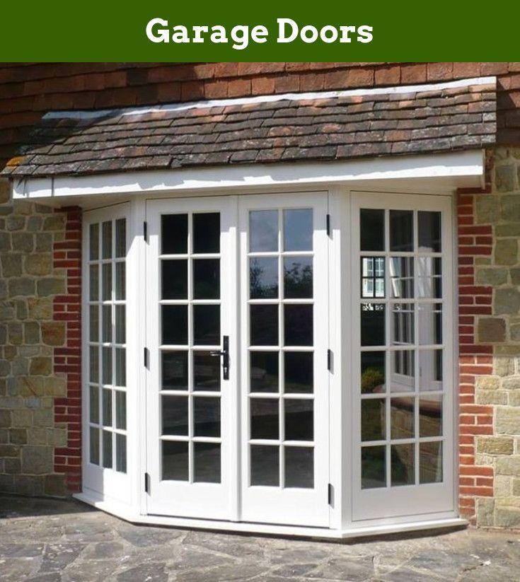 Garage Door Conversion Garage Door Ideas Curb Appeal Garage Garagedoor Mancavegarage Read French Doors Exterior Shutters Exterior Bay Window Exterior