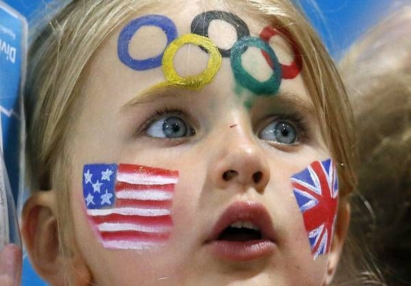London 2012 Olympics games