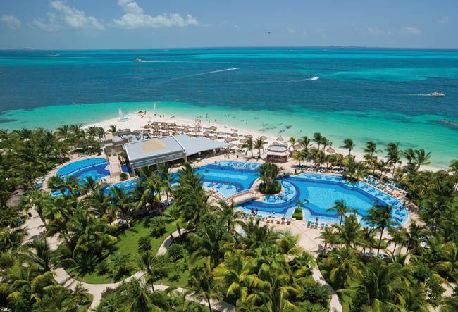 Riu In Cancun Mexico Hotels Cancun Hotels Riu Caribe