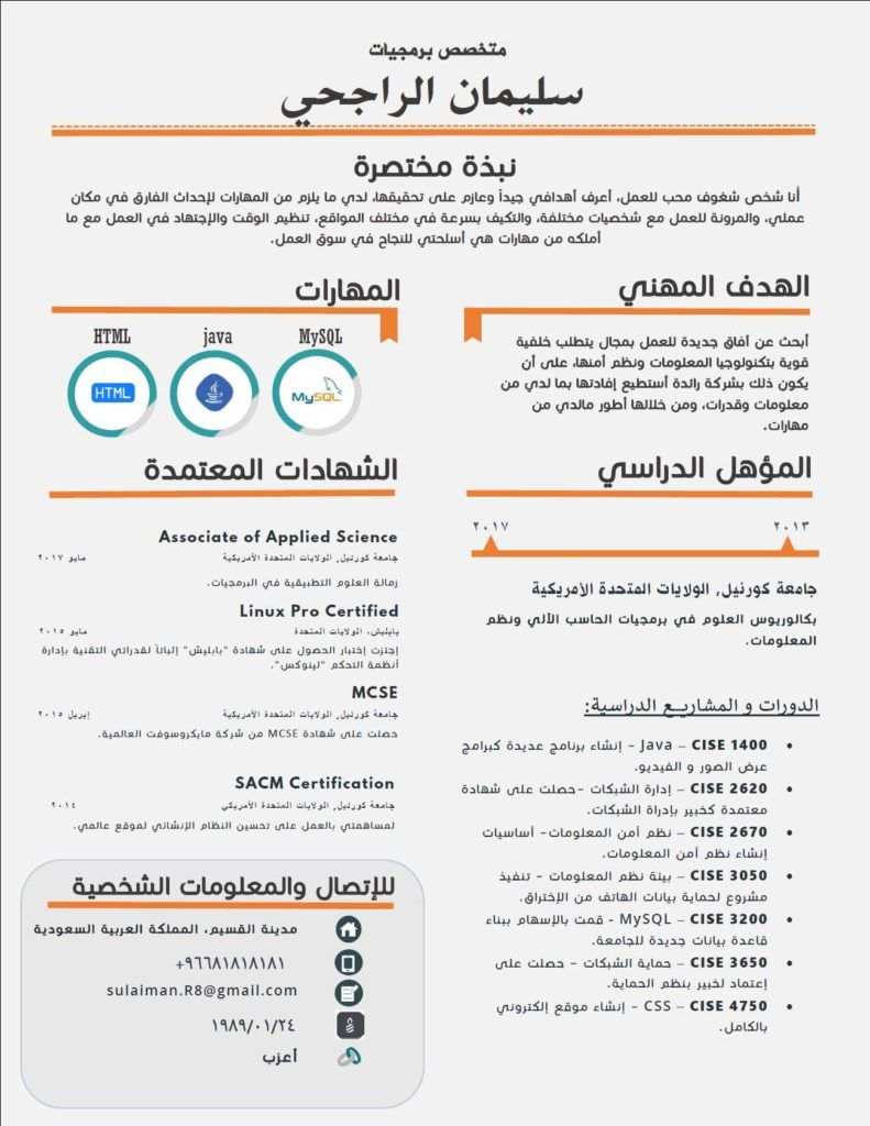 Echo Beautiful Editable Arabic Resume Template Resumes Mag Resume Templates Service Free Resume Template Word Free Cv Template Word Cv Template Free