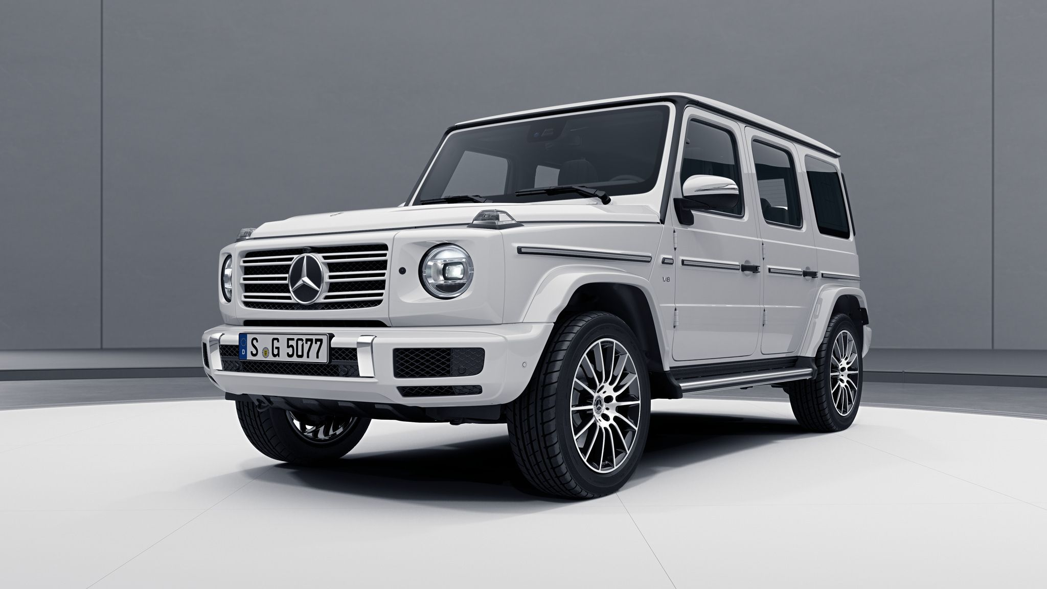 Mercedes Benz G Class Amg Line Adds A Touch Of Style Mercedes