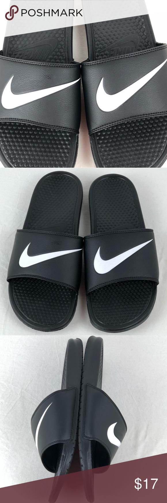 Fashionable Style Men Sandals High Discounts Nike Benassi