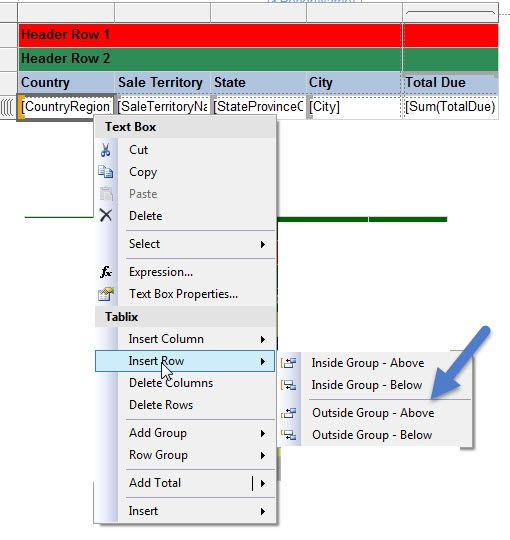 Sql Server Reporting Services Ssrs Repeating Headers On Pages