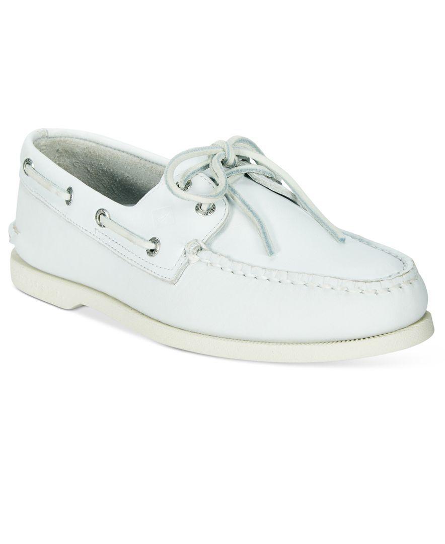 Shoes - Men - Macy's | Boat shoes mens