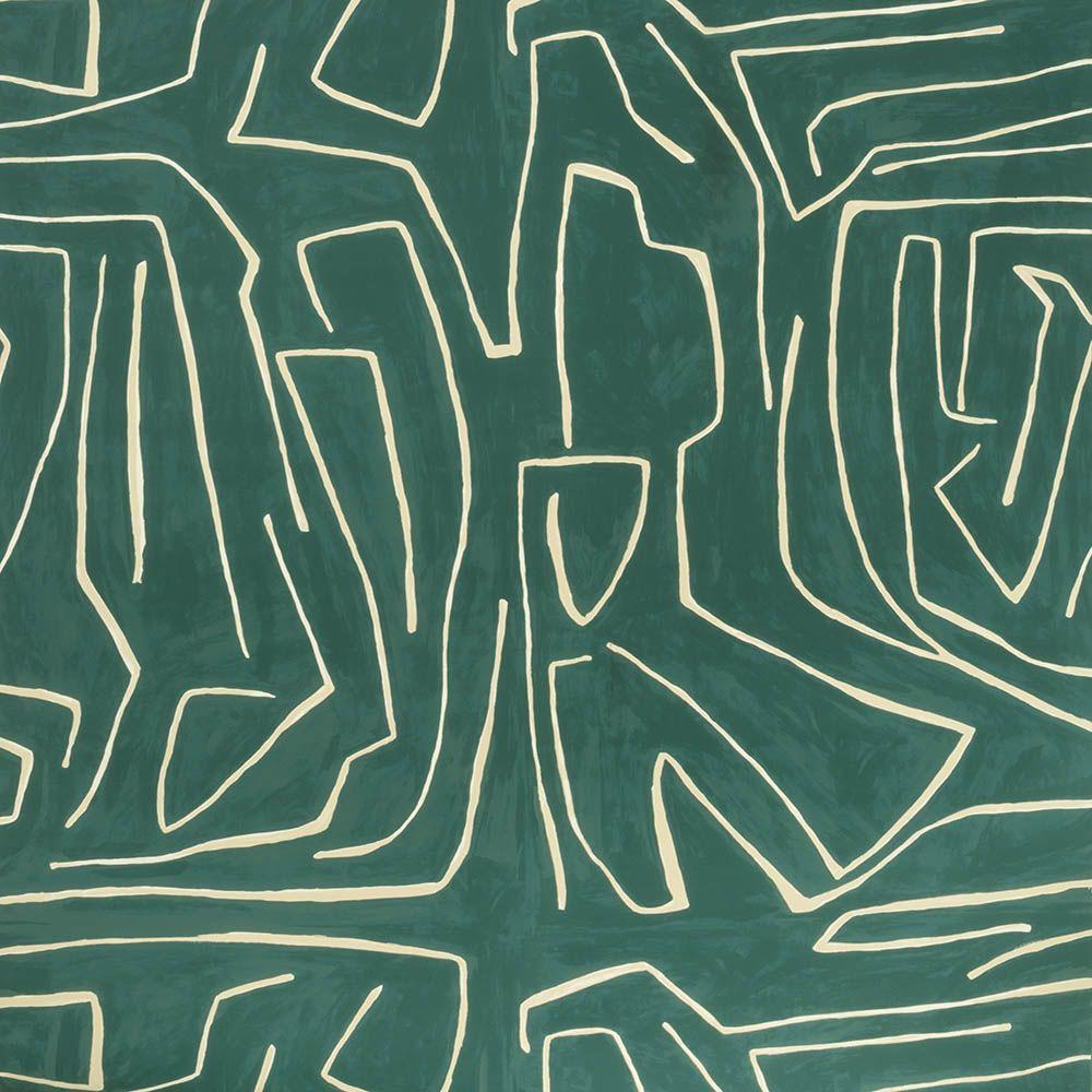 Graffito Wallpaper by Kelly Wearstler Kelly wearstler