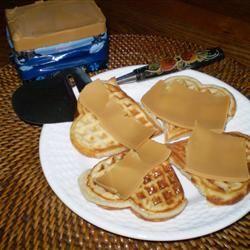 Scandinavian Sweetheart Waffles Recipe Waffle Recipes Waffles Norweigan Food