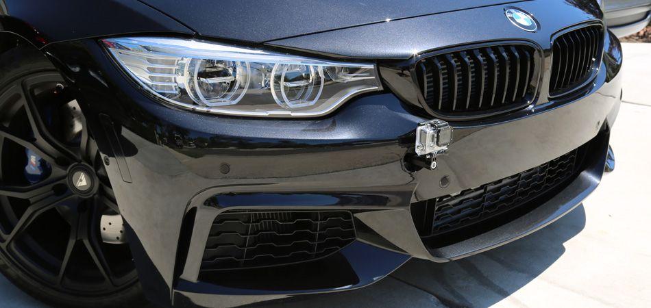 4 series BMW 428i 435i gopro camera mount | GoPro car | Gopro camera