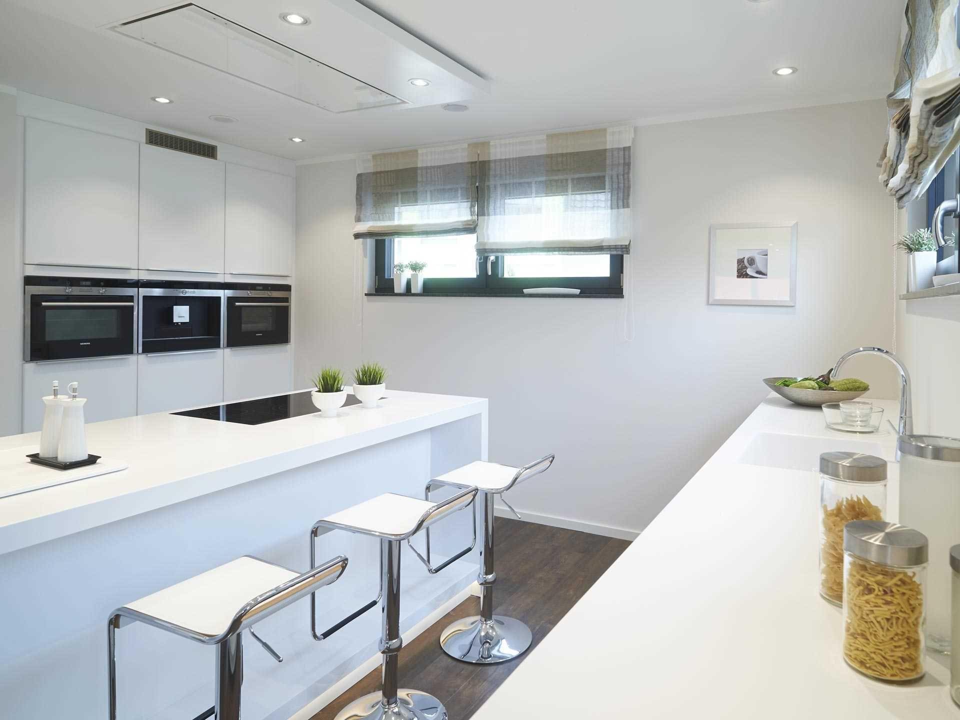 Haus Twinline R Savona - Rensch-Haus in 2020 | Musterhaus ...
