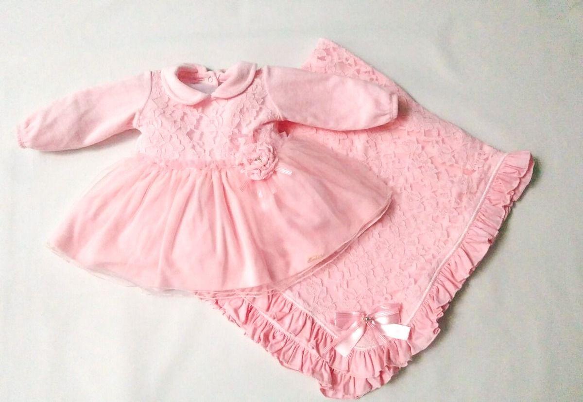 688dde0e27 saida maternidade paraíso vestido rosa tule frete gráti 7079 ...