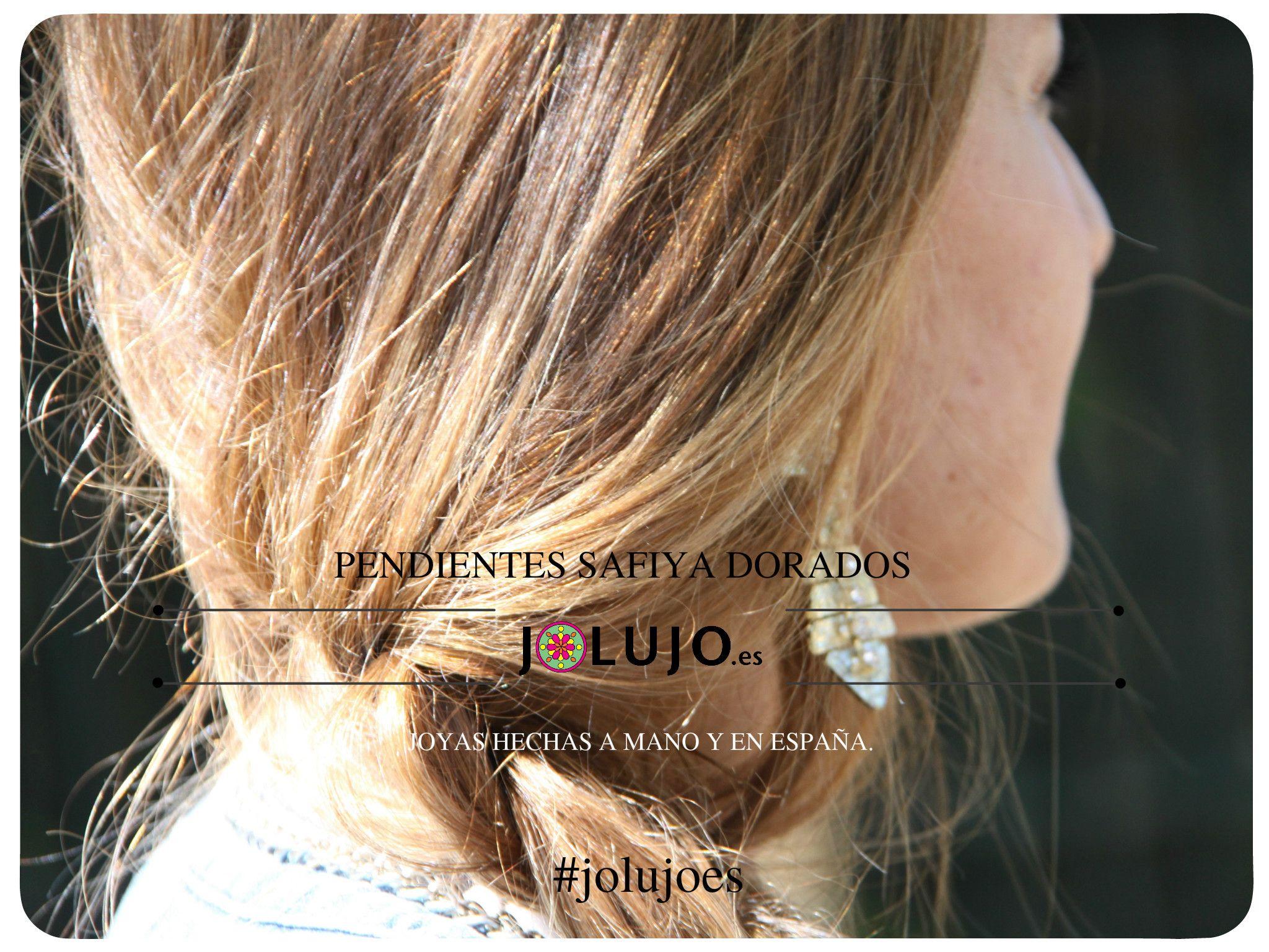 www.jolujo.es #jolujoes #rebajas #pendientessafiya