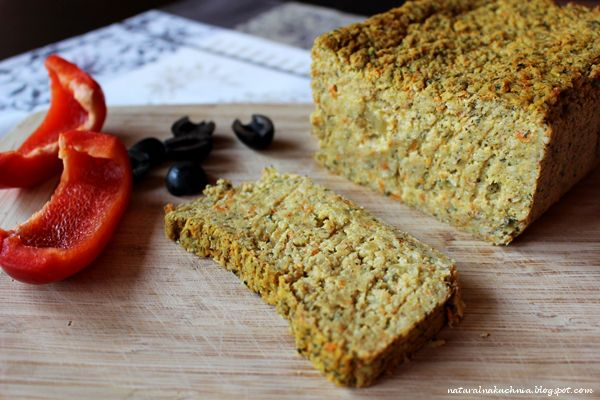 Pasztet Z Kaszy Jaglanej I Warzyw Z Orzechami Food Bread