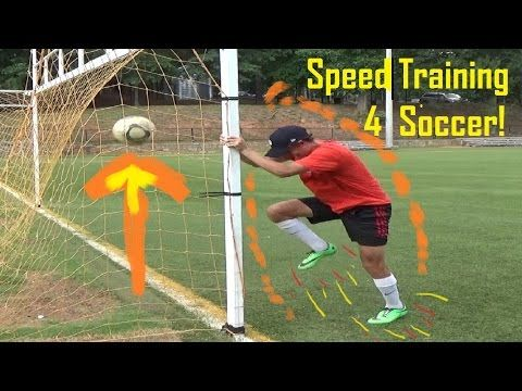 How To Increase Speed In Soccer Soccer Drills Soccer Defender Kids Soccer