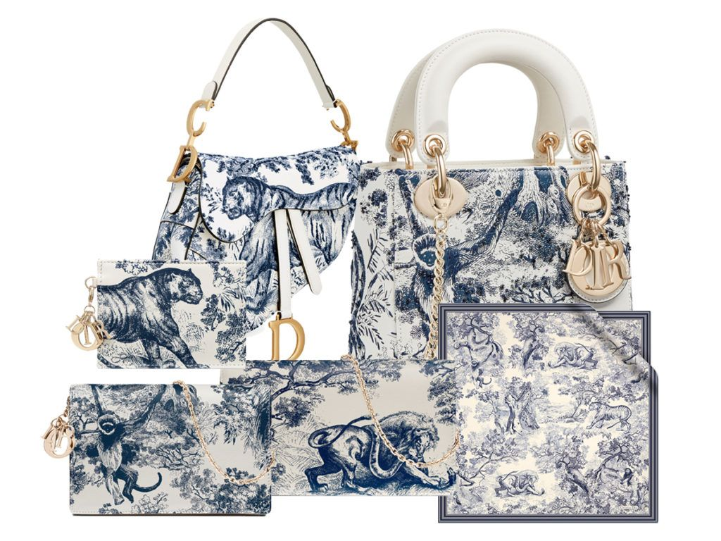40938bd3 Dior #DiorCruise Toile de Jouy Collection | Dior | Dior ...