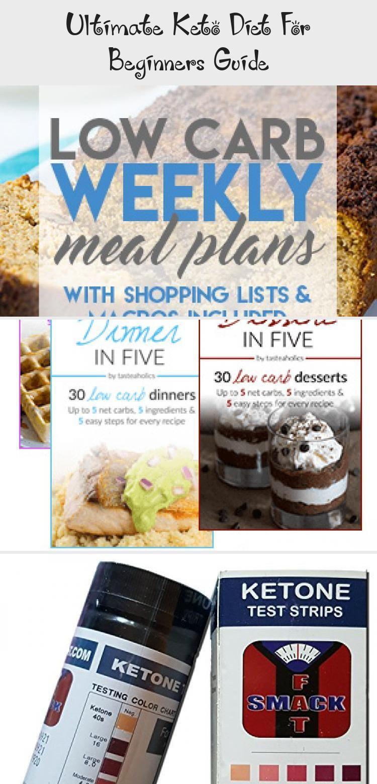 Ultimate Keto Diet For Beginners Guide