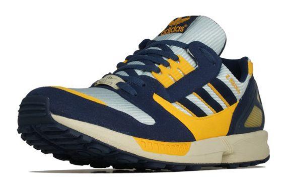 e4fccb79a ... adidas Originals ZX 8000 Dawn Blue Dark Slate Cadmium Yellow ...