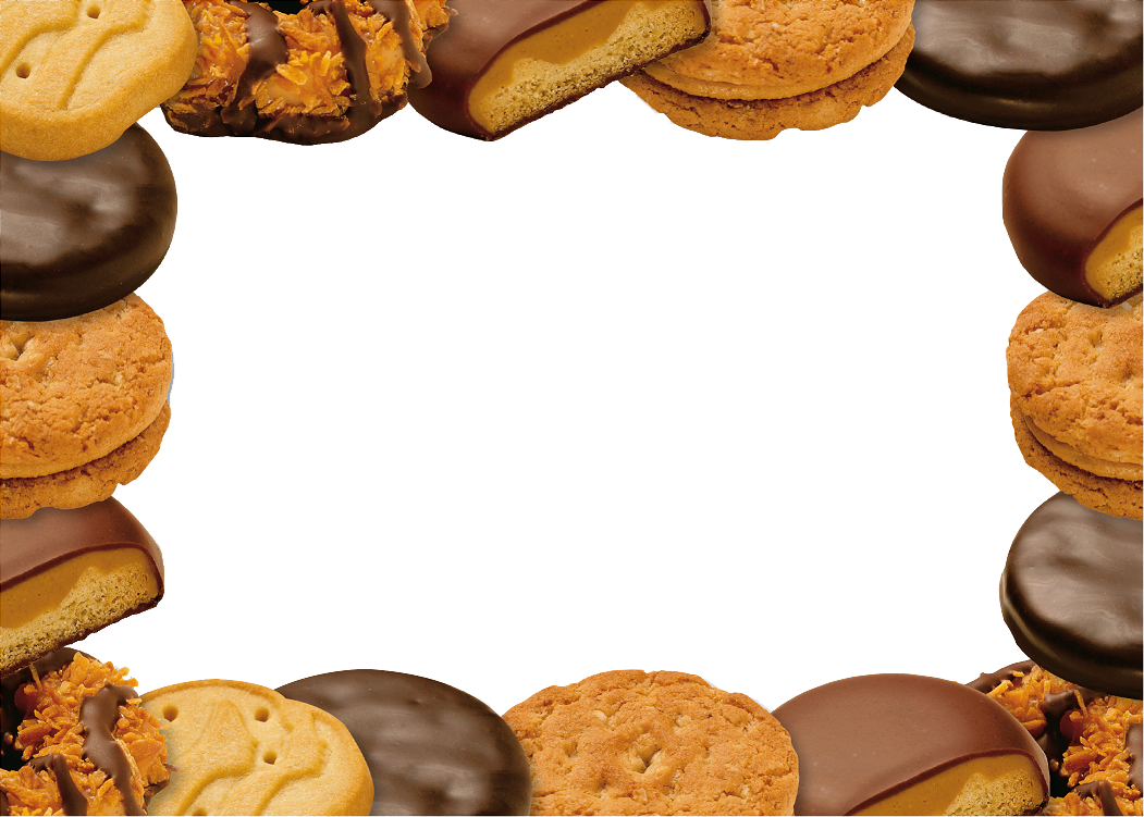 clipart girl scout cookies - photo #44