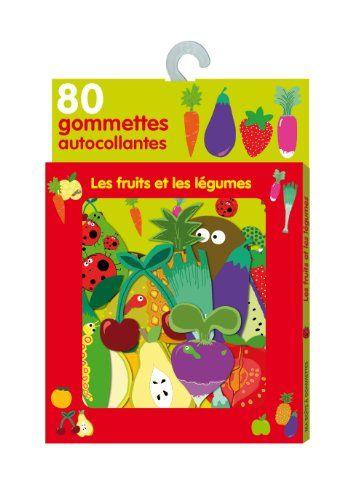 Ma Boite a Gommettes : les Fruits et Legumes: Cet article Ma Boite a Gommettes : les Fruits et Legumes est apparu en premier sur Epicerie…