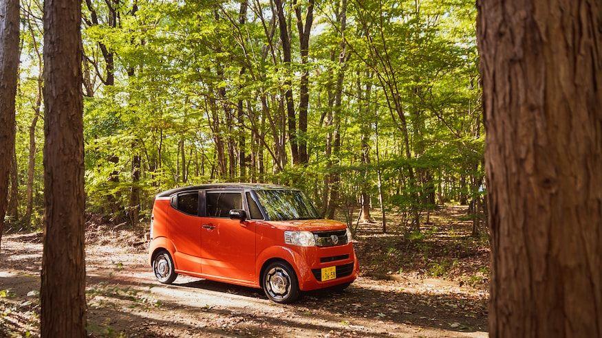 We Drive the Honda N-BOX Slash, Japan's Bestselling Kei ...