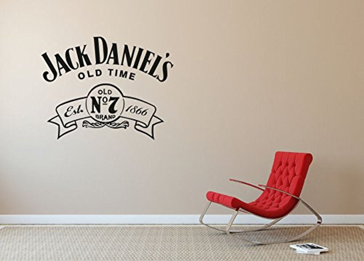 Jack daniels wall stickers images home wall decoration ideas jack daniels wall stickers images home wall decoration ideas new jack daniels black seek logo wall amipublicfo Gallery