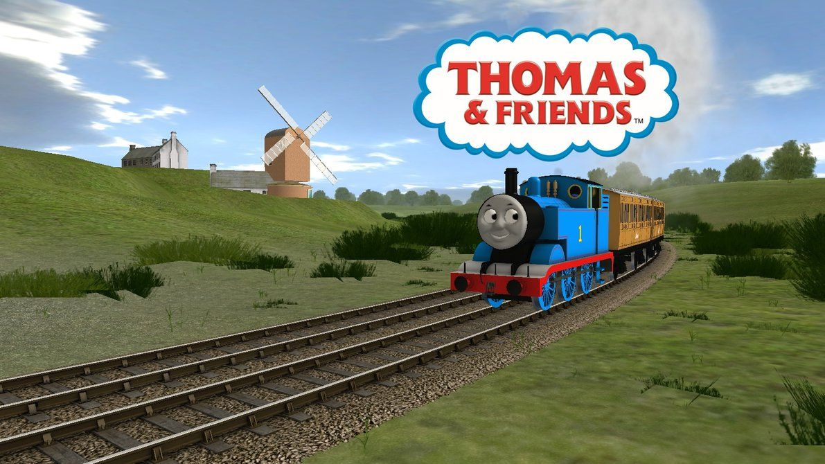 Thomas the Tank Engine wallpapers Crazy