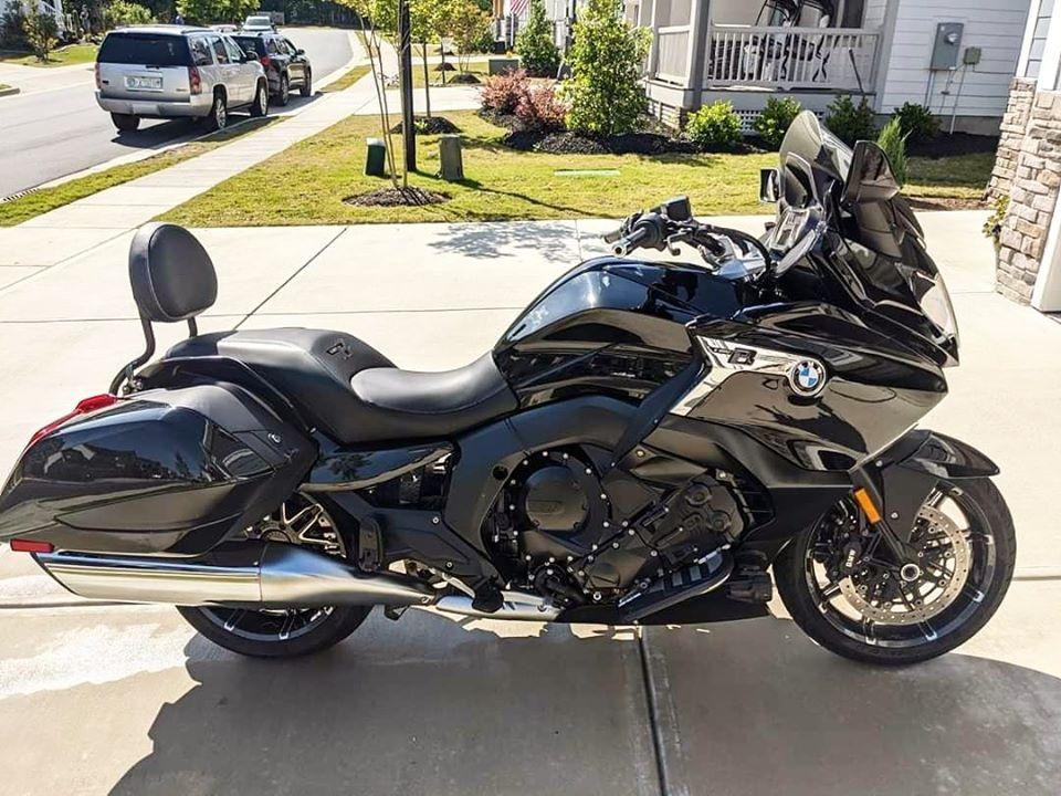 Bmw K1600 Bagger En 2020 Viajes En Moto Motos Bmw Motocicletas Bmw