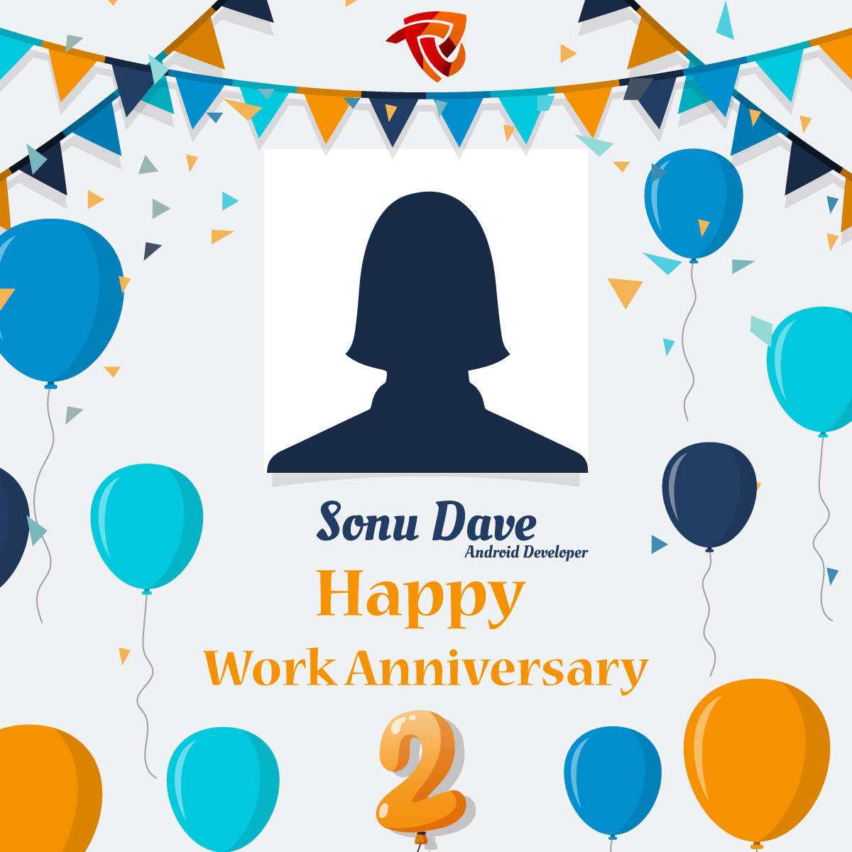 Happy 2nd Work Anniversary to Sonu Dave. Team Technobrave