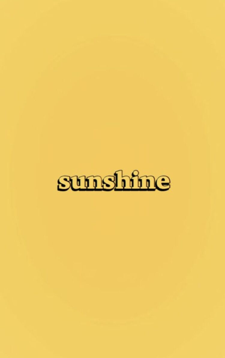 Maddierolfex On Pinterest Sunshine Quotes Sunshine Wallpaper Aesthetic Iphone Wallpaper