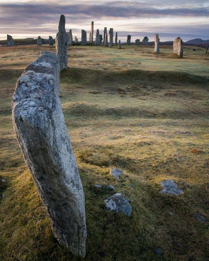 Mysterious Places Stonehenge: Callanish Stone Circle