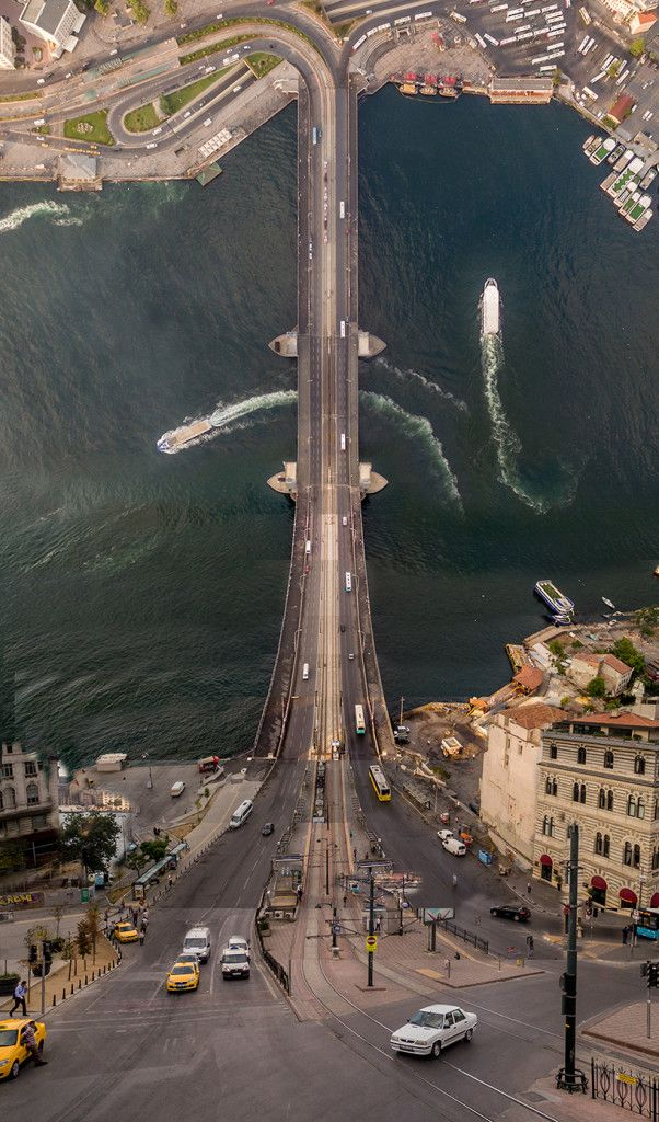 Trippy Drone Aerials Make the Earth Look Like a Roller Coaster