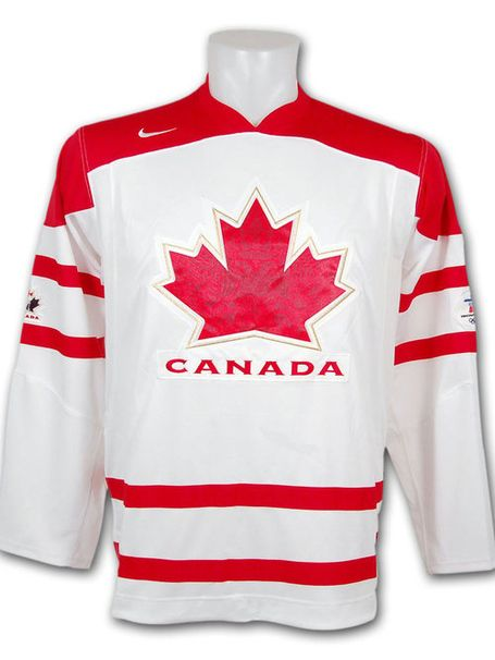 Team Canada Jersey Vancouver 2010 With Images Canada Hockey Team Canada Team Canada Hockey