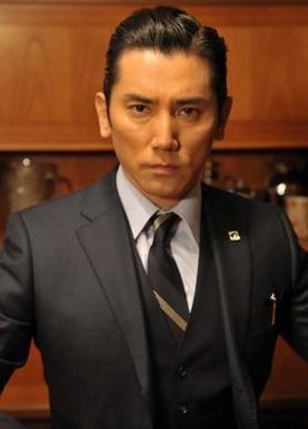 本木雅弘 Masahiro Motoki Japanese Actor スーツスタイル