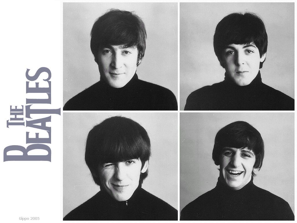 Free Download The Beatles Wallpaper 4884 Full Size