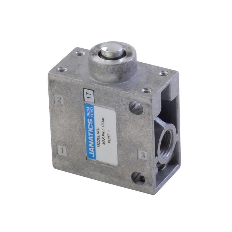 3 2 Stem Actuated Valve 5 2 Position Stem Actuated Valve Features 3 2 No Nc 5 2 Versions Basic Roller Lever Finger Lever A Valve Port Positivity