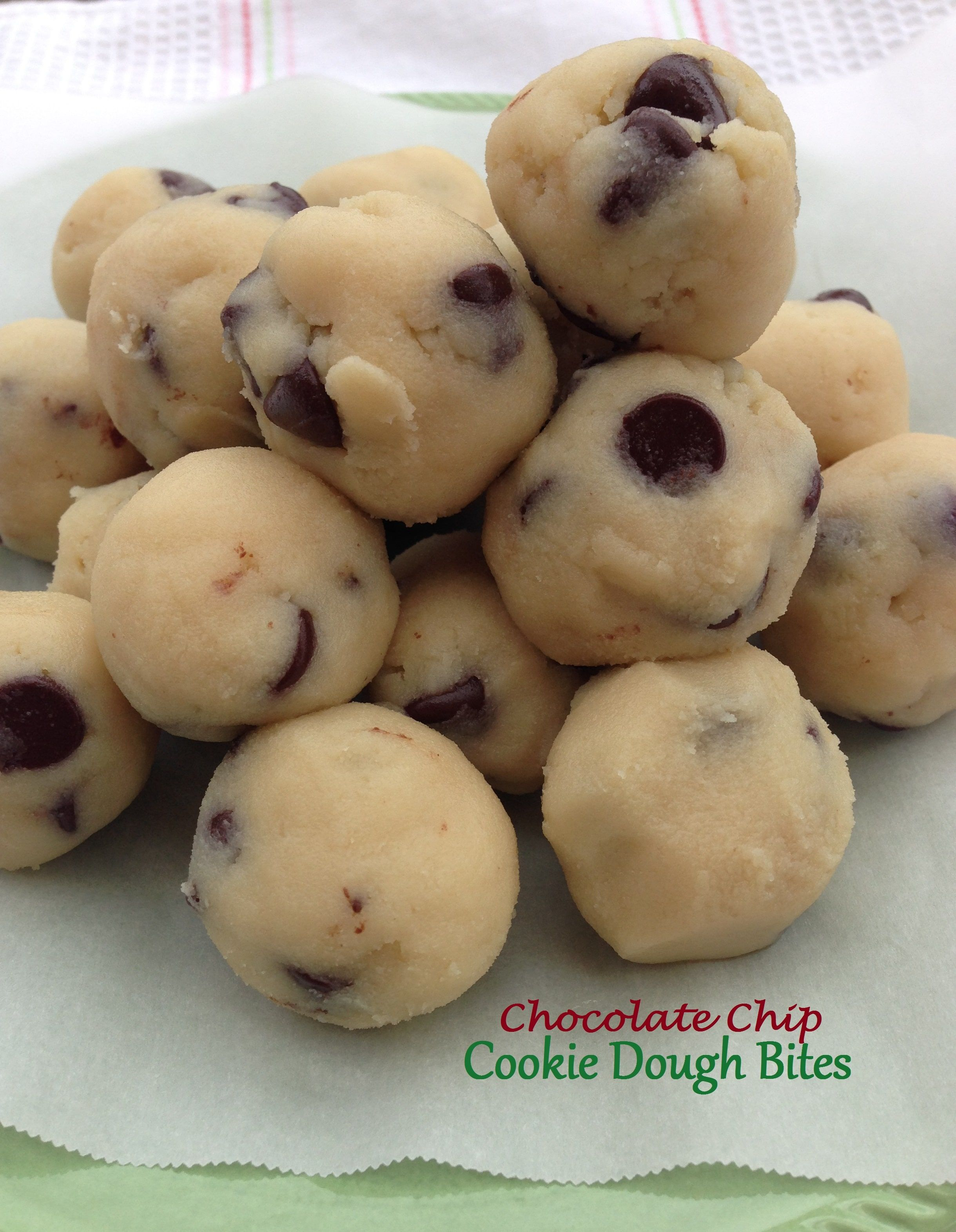 These cookie dough bites are dairy-free, gluten-free, grain-free, and egg-free. They are smooth, creamy, and add just the right amount of sweetness to satisfy any craving. You can eat them as is, or dip them in dark chocolate for an extra special treat.