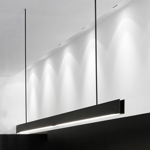 Marc Dos 1 Light Linear Suspension Lighting In 2019
