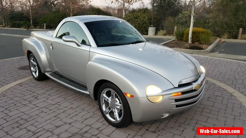2006 Chevrolet SSR Convertible Pickup 2-Door #chevrolet #ssr #forsale #unitedstates