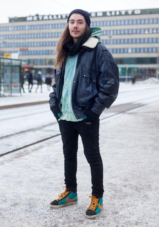 Julius - Hel Looks - Street Style from Helsinki