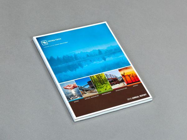 Tetra Tech Annual Report  Alphagraph Creative Group Consulting