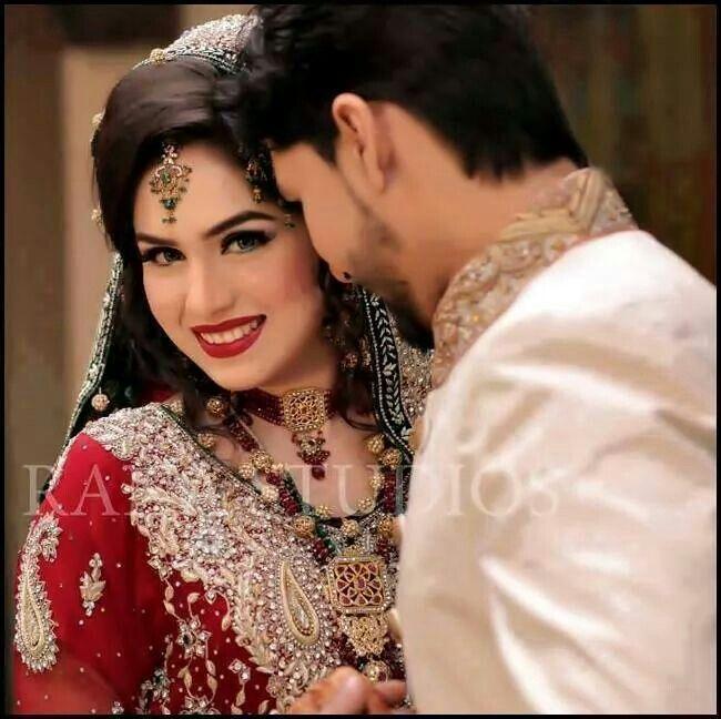 Pakistani Bridal Make Up On Pinterest